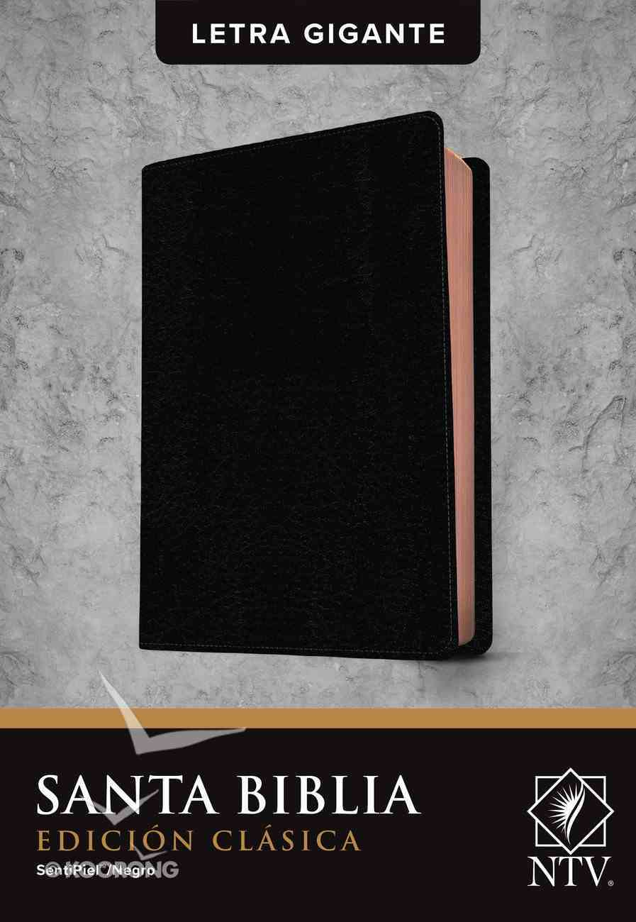 Ntv Santa Biblia Edicion Clasica Indexed (Red Letter Edition) Imitation Leather