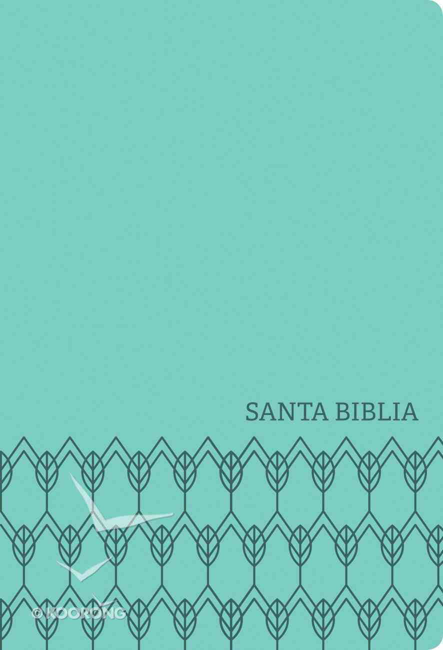 Ntv Santa Biblia Edicion Compacta Menta (Black Letter Edition) Imitation Leather