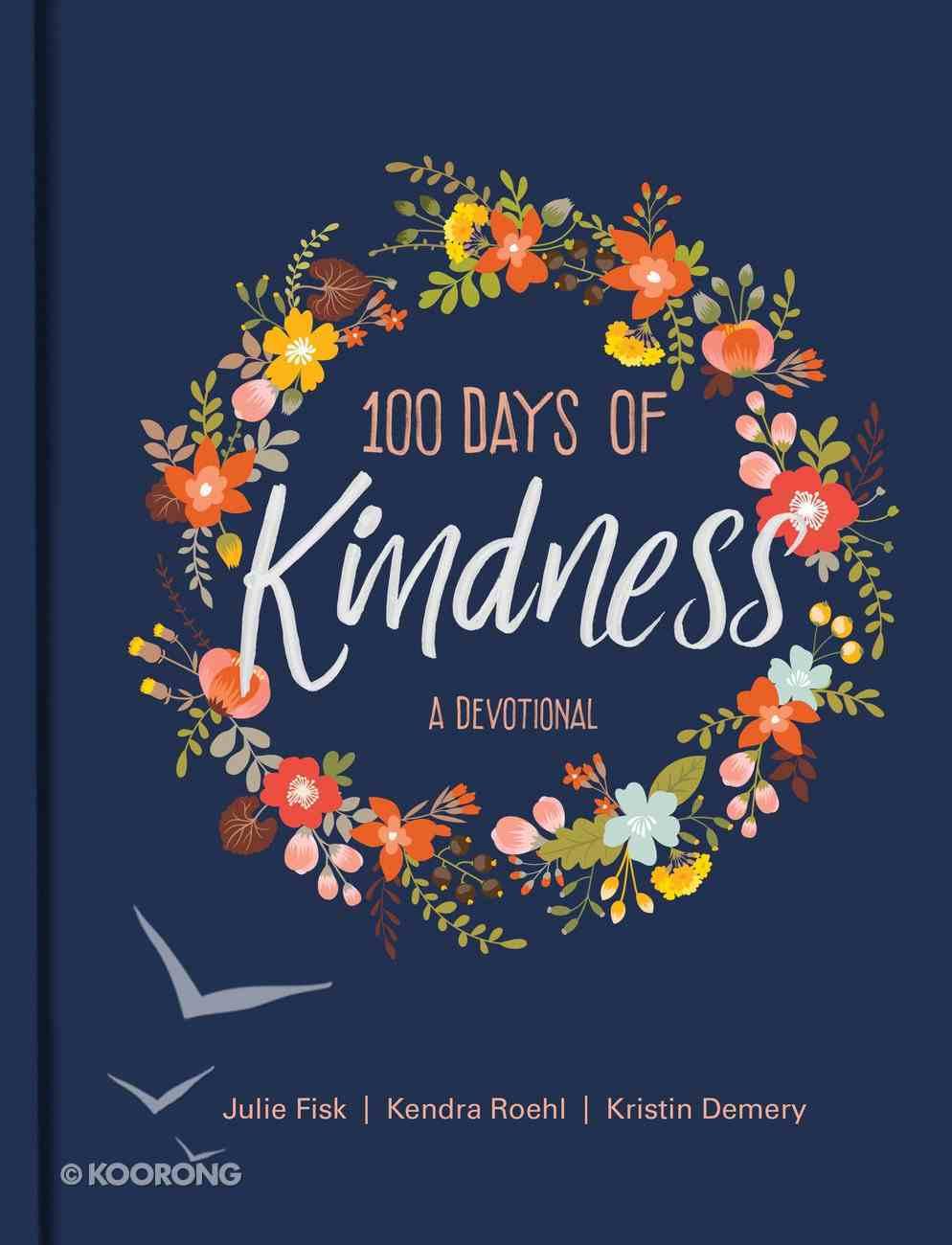 100 Days of Kindness Hardback