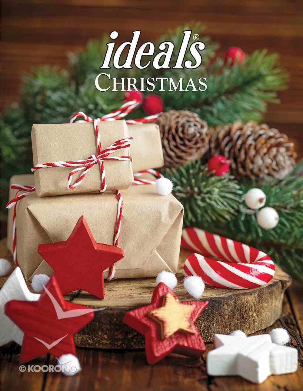 Christmas Ideals 2018 Paperback