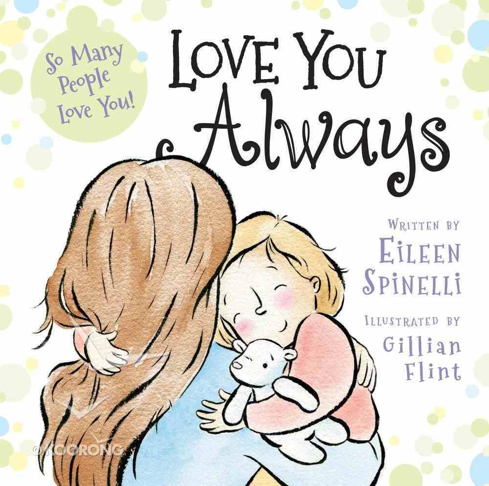 Love You Always Board Book