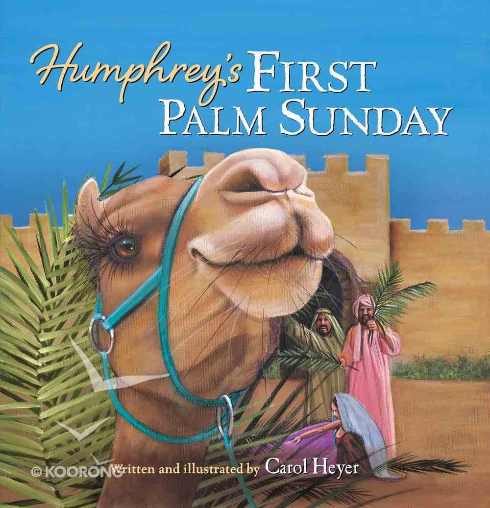 Humphrey's First Palm Sunday Board Book