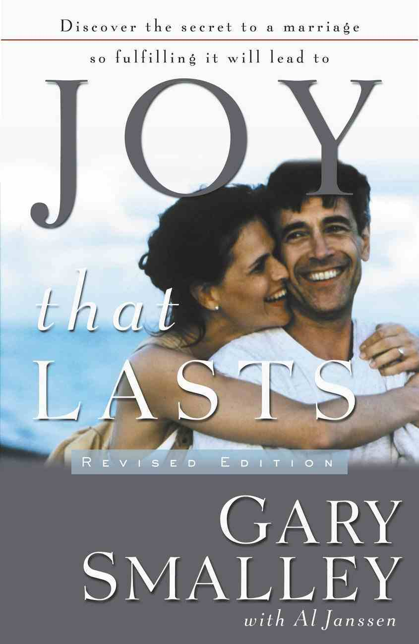 Joy That Lasts Paperback