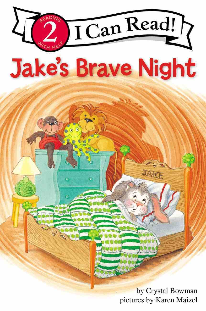 Jake's Brave Night (I Can Read!2/jake Series) Paperback