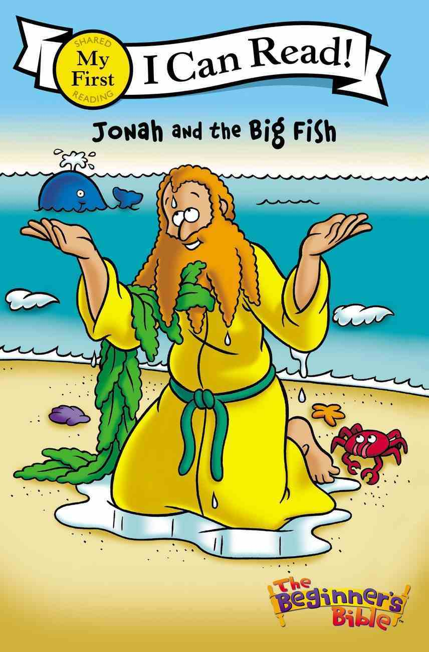 Jonah and the Big Fish (My First I Can Read/beginners Bible Series) Paperback