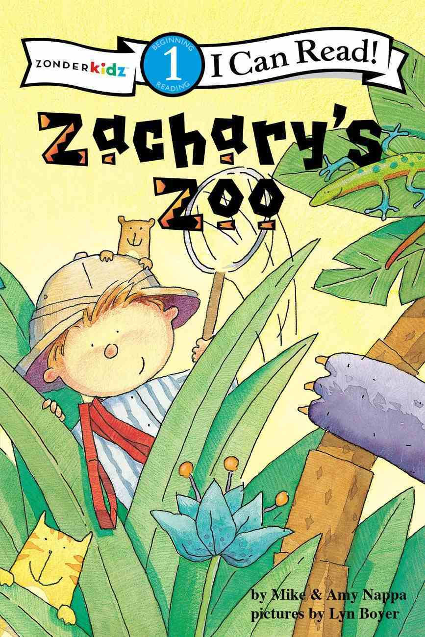 Zachary's Zoo (I Can Read!1 Series) Paperback