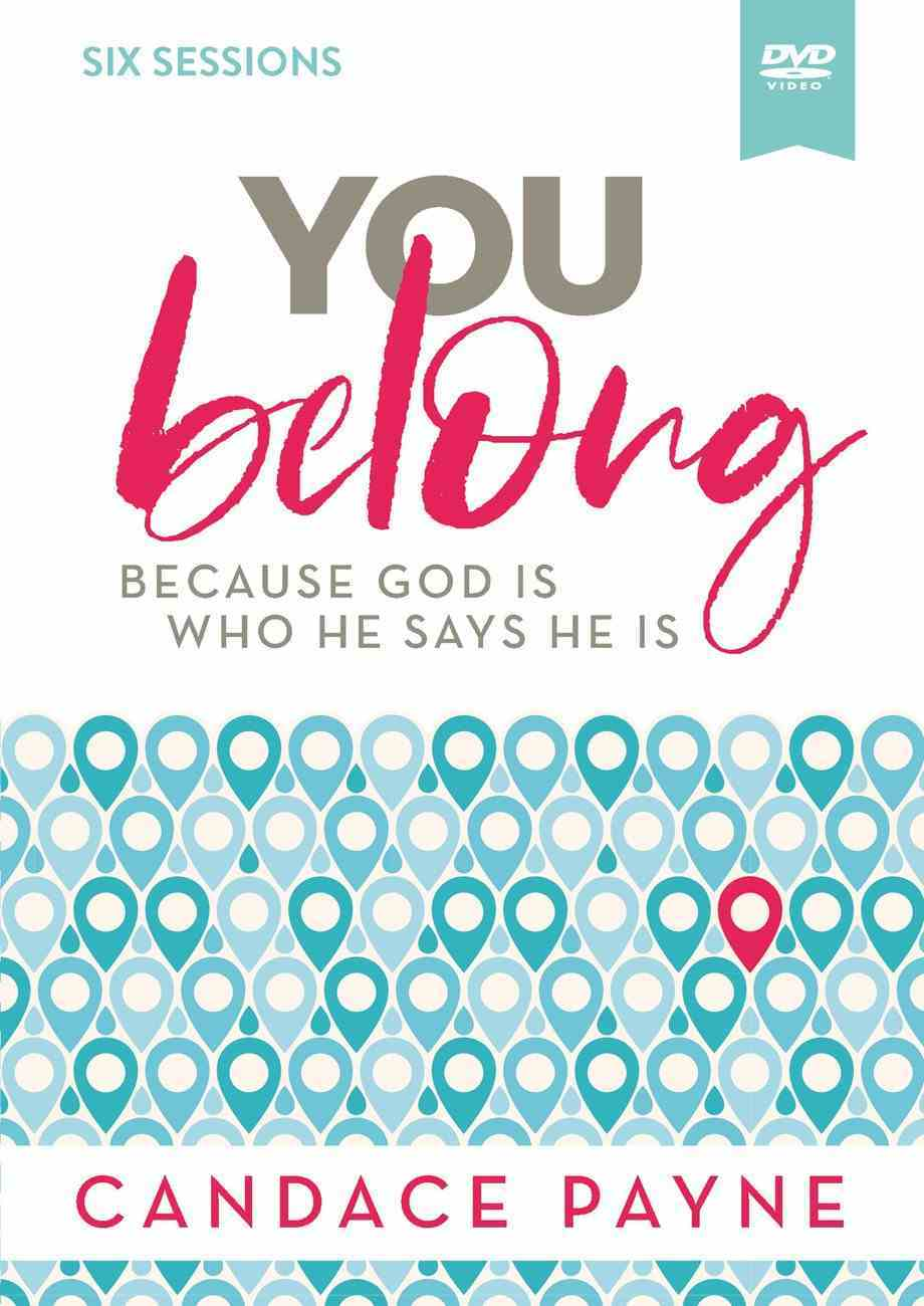 You Belong: Your Joy Depends on It (Video Study) DVD