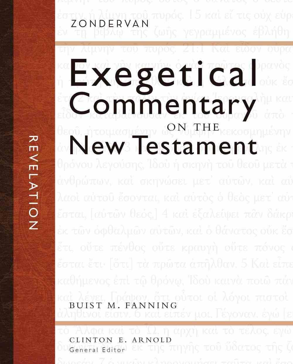 Revelation (#66 in Zondervan Exegetical Commentary Series On The New Testament) Hardback