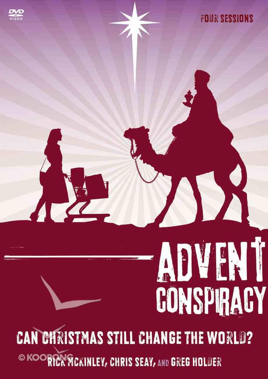Advent Conspiracy DVD DVD