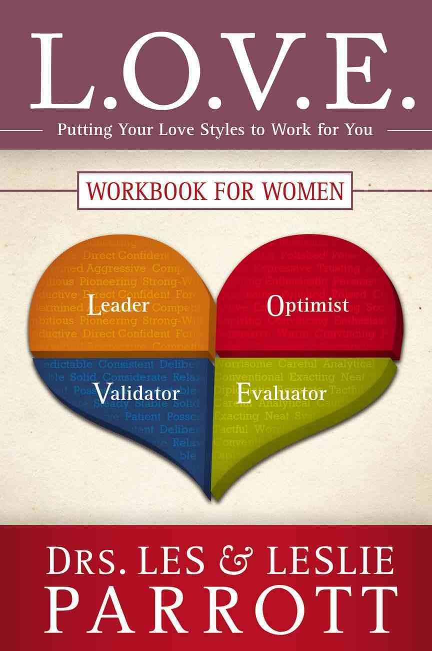 L.O.V.E (Workbook-woman) Paperback