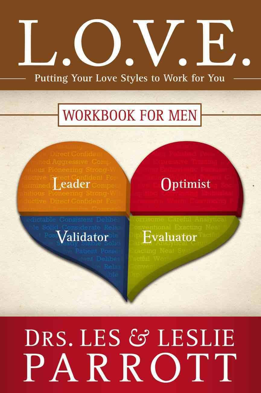 L.O.V.E (Workbook-men) Paperback