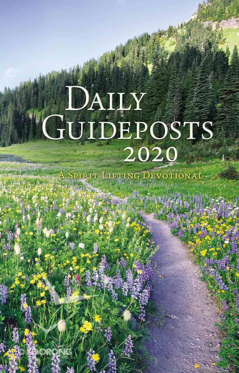 Daily Guideposts 2020: A Spirit-Lifting Devotional Hardback