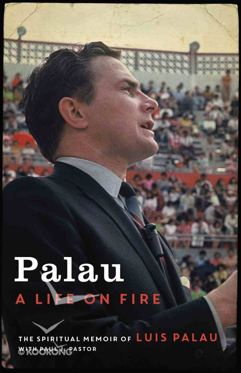 Palau: A Life on Fire Paperback