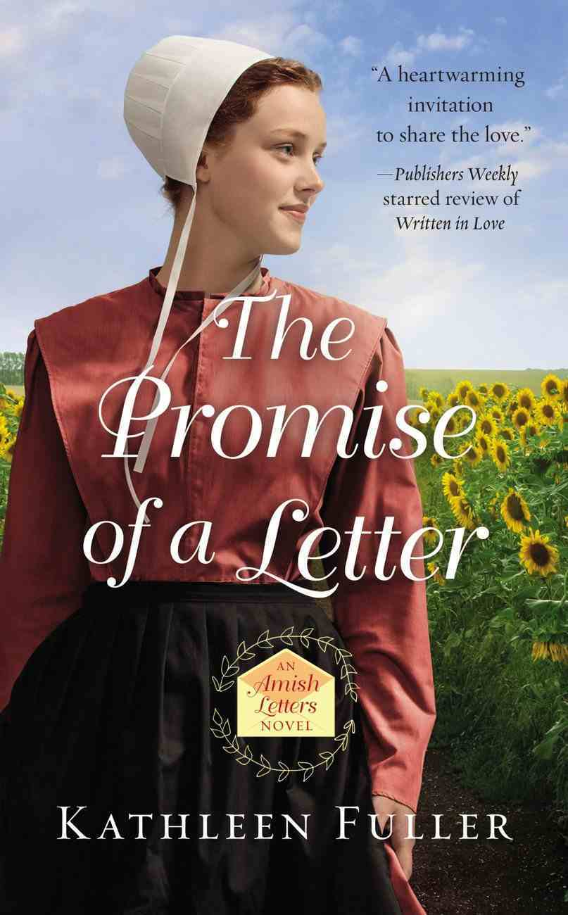 The Promise of a Letter (An Amish Letters Novel Series) Mass Market