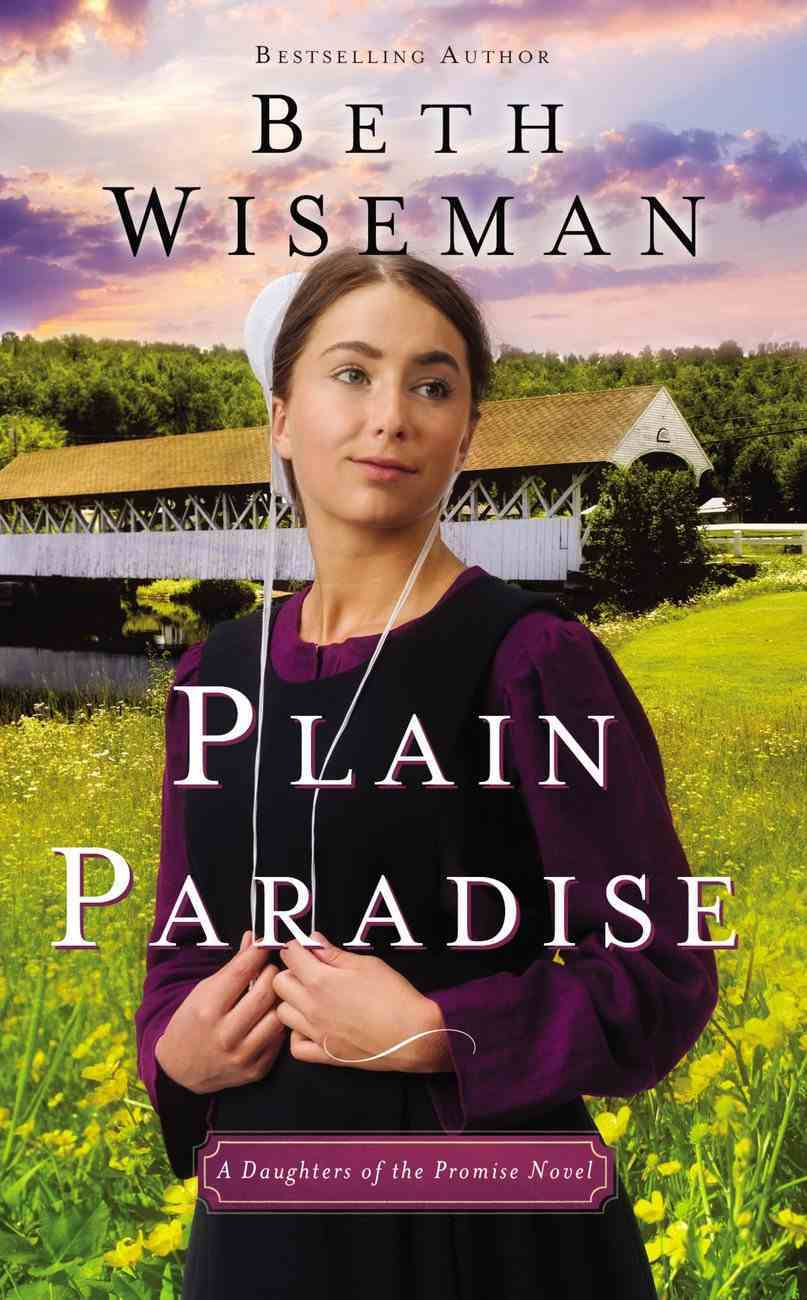 Plain Paradise (Daughters Of The Promise Novel Series) Mass Market
