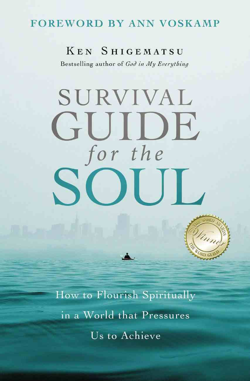 Survival Guide For the Soul: How to Flouish Spiritually in a World That Pressures Us to Achieve Paperback