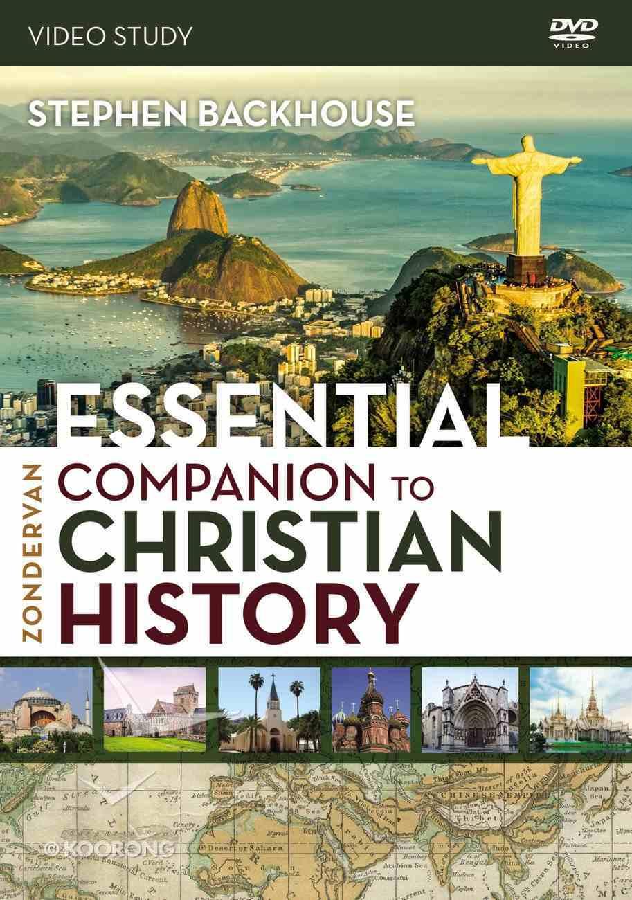 Zondervan Essential Companion to Christian History (Video Study) (Zondervan Academic Course Dvd Study Series) DVD