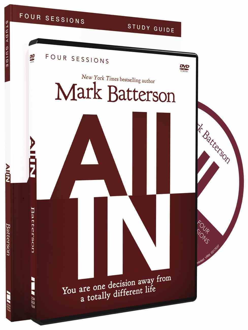 All in (Study Guide With Dvd) Pack