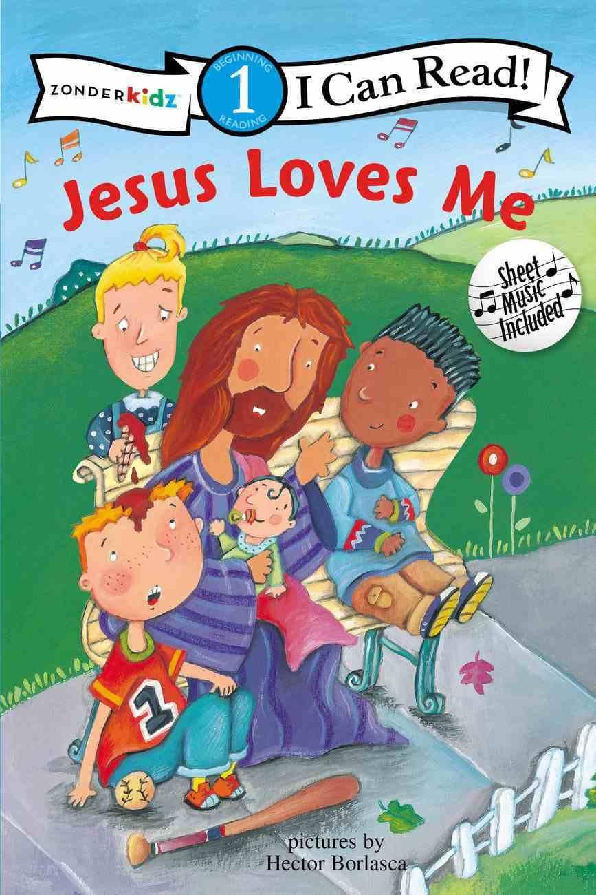 Jesus Loves Me (I Can Read!1 Series) Paperback
