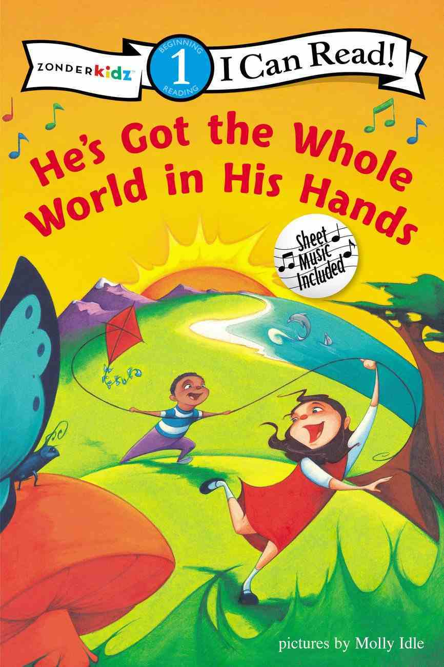He's Got the Whole World in His Hands (I Can Read!1 Series) Paperback
