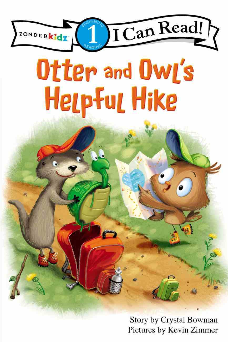 Otter and Owl's Helpful Hike (I Can Read!1 Series) Paperback