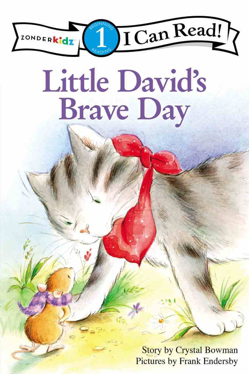 Little David's Brave Day (I Can Read!1/little David Series) Paperback