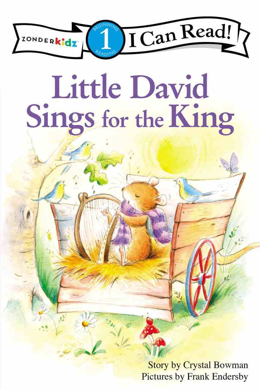 Little David Sings For the King (I Can Read!1/little David Series) Paperback