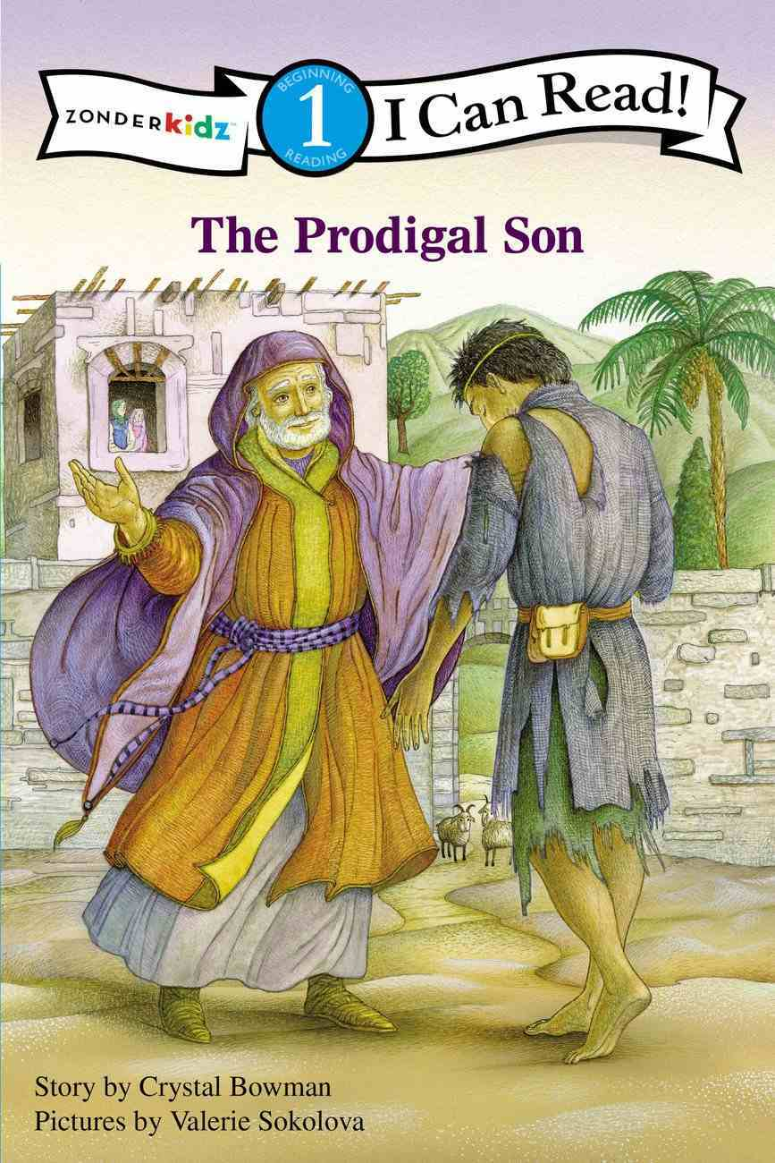 The Prodigal Son (I Can Read!1/bible Stories Series) Paperback