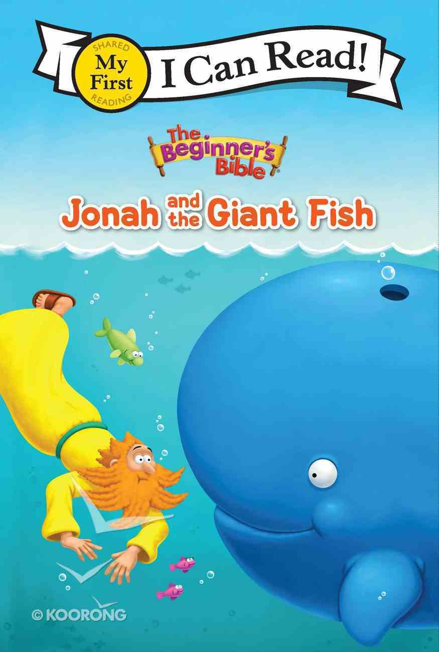 Jonah and the Giant Fish (My First I Can Read/beginners Bible Series) Hardback