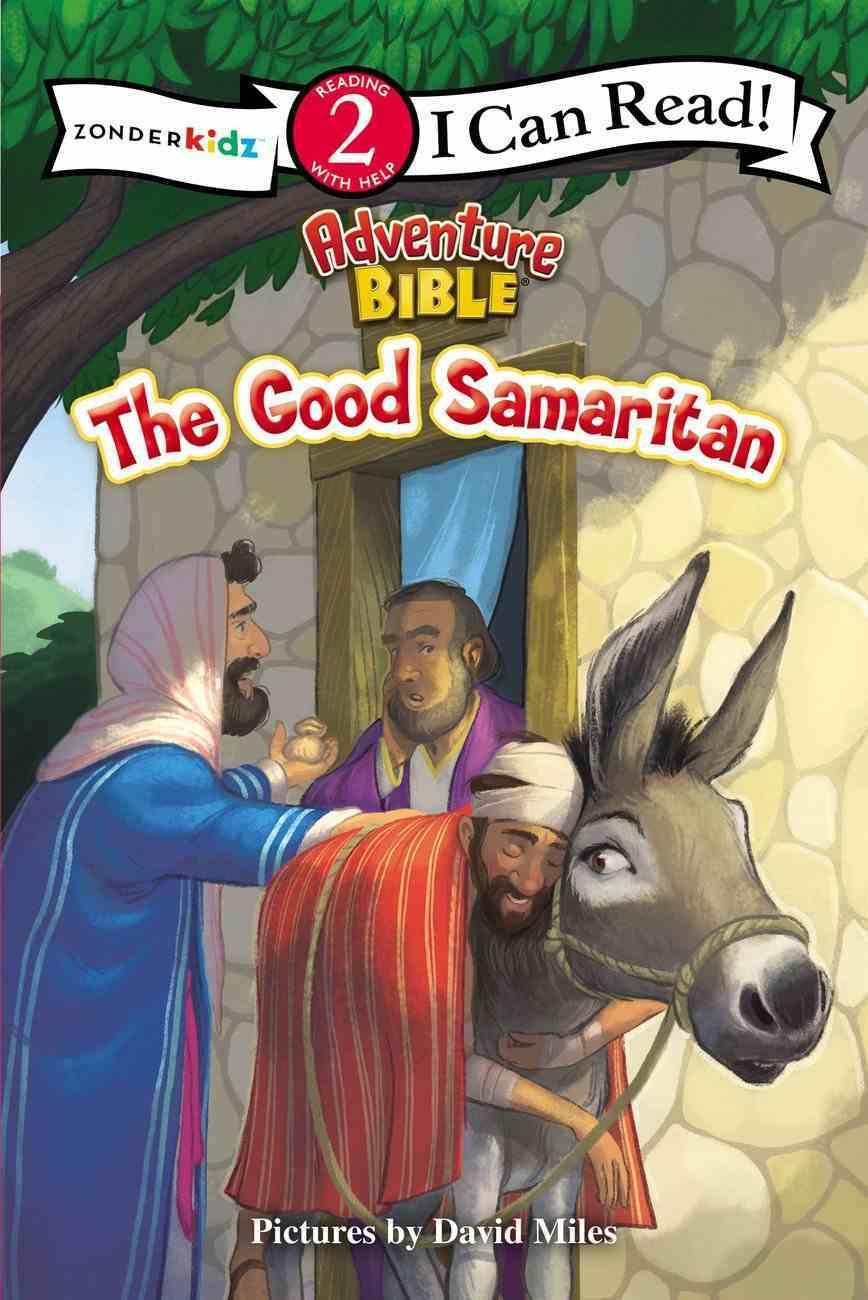 The Good Samaritan (I Can Read!2/adventure Bible Series) Paperback