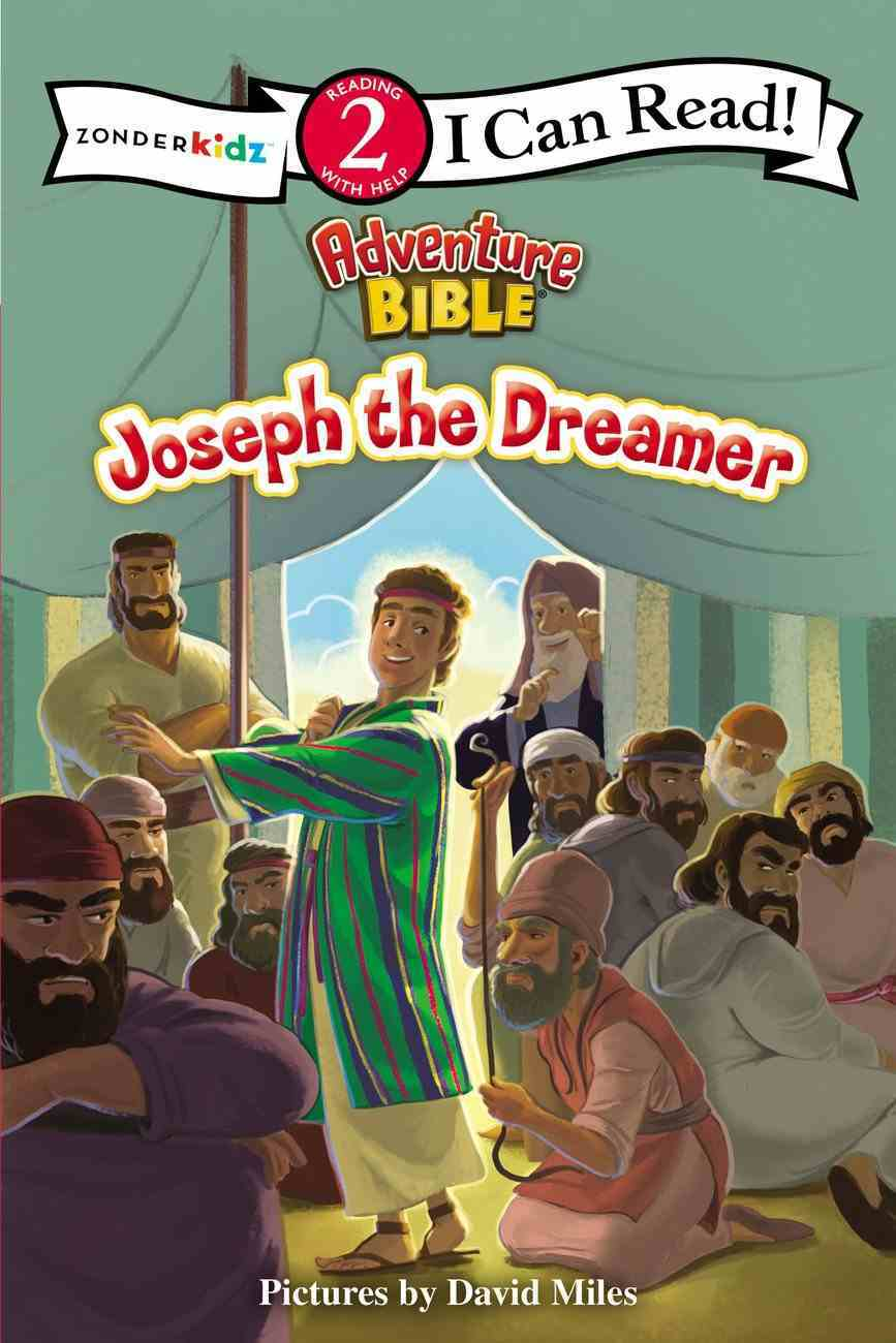 Joseph the Dreamer (I Can Read!2/adventure Bible Series) Paperback