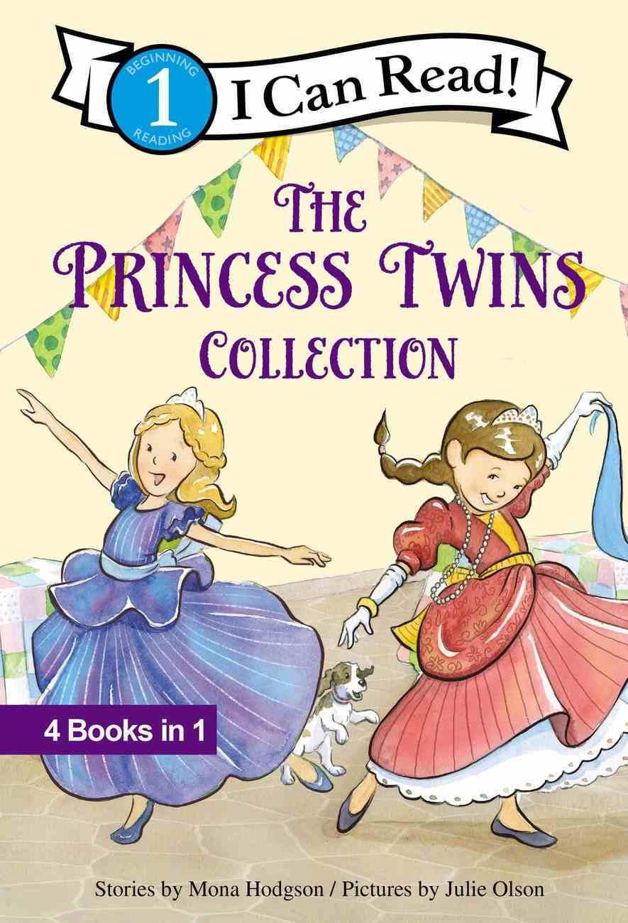 The Princess Twins Collection (I Can Read!1/princess Twins Series) Hardback