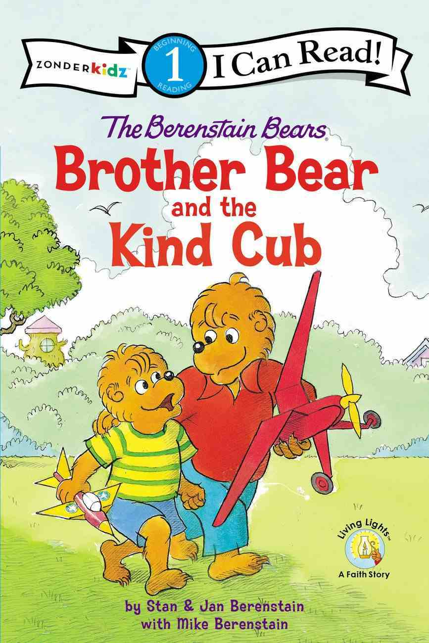 Brother Bear and the Kind Cub (I Can Read!1/berenstain Bears Series) Paperback