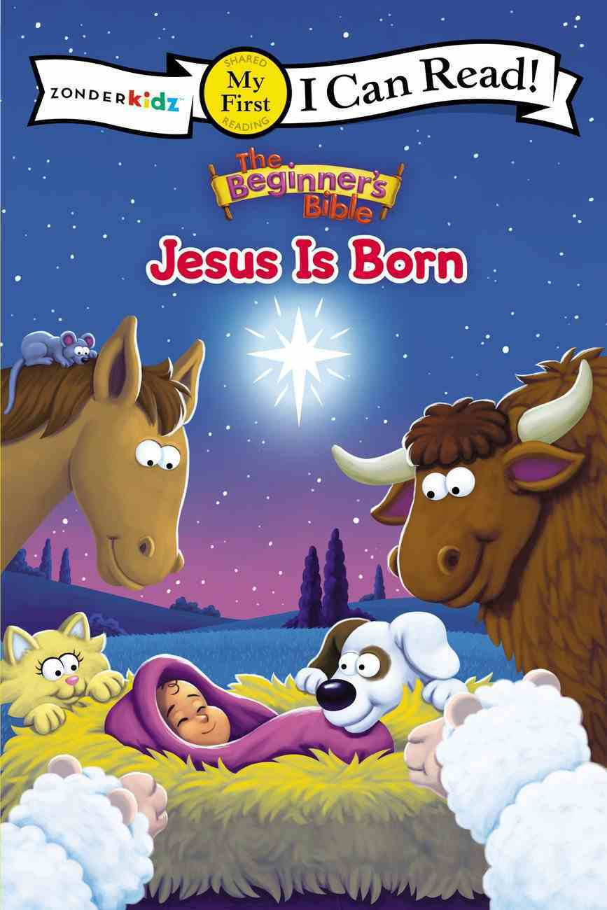 Jesus is Born (My First I Can Read/beginners Bible Series) Paperback