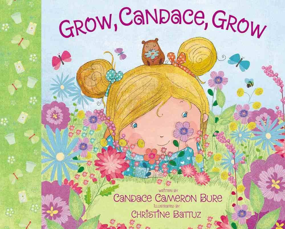 Grow, Candace, Grow Hardback