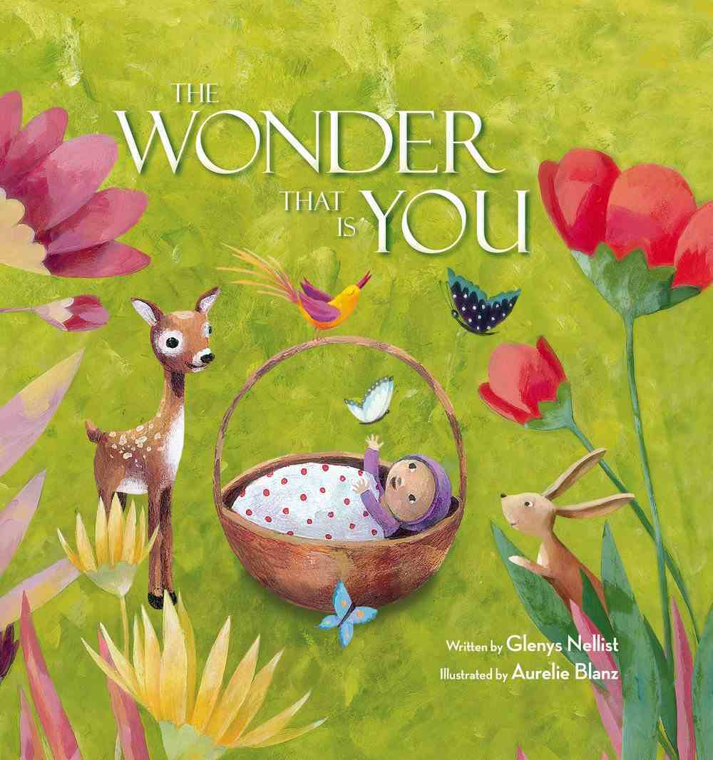 The Wonder That is You Padded Board Book