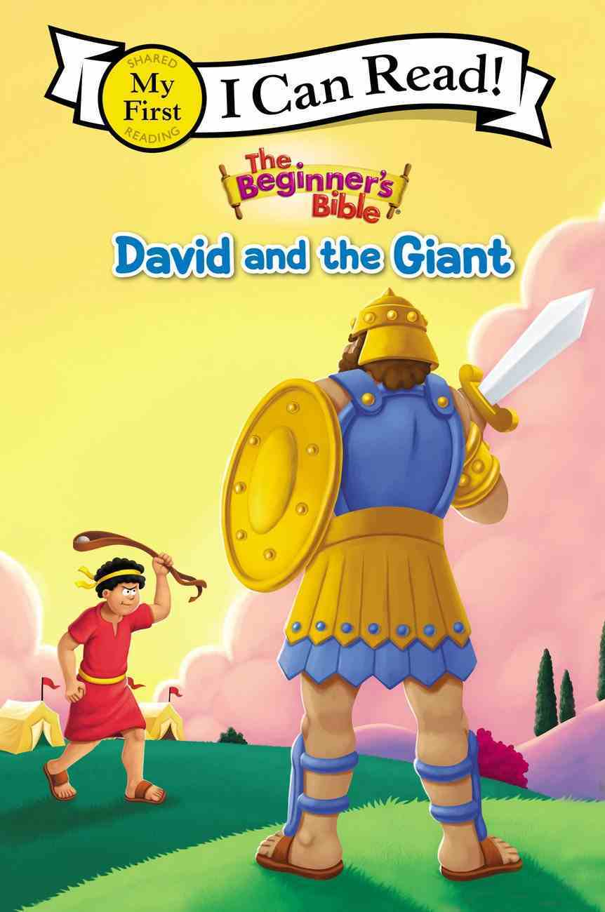 The Beginner's Bible David and the Giant (My First I Can Read/beginners Bible Series) Hardback