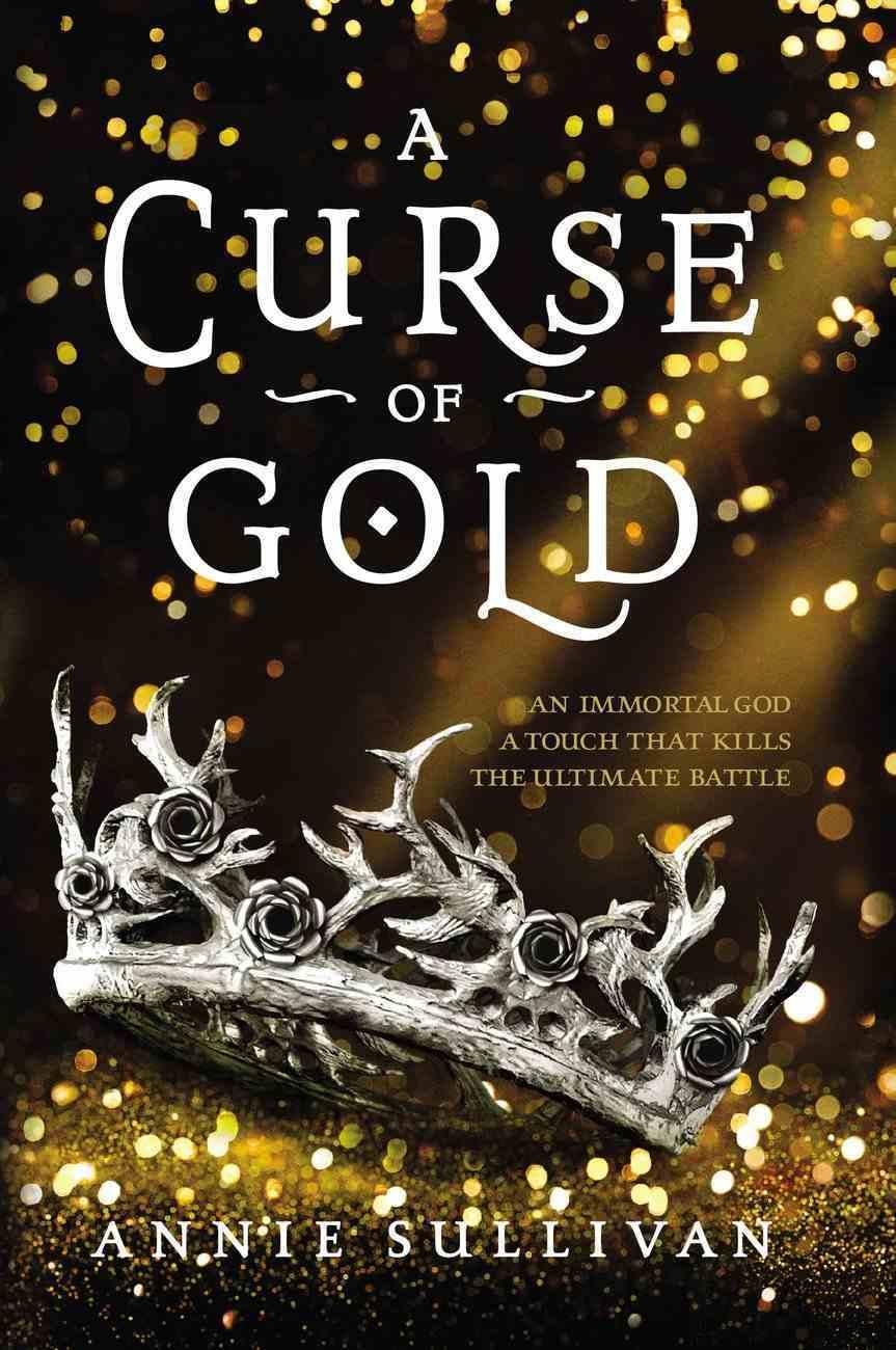 A Curse of Gold Hardback