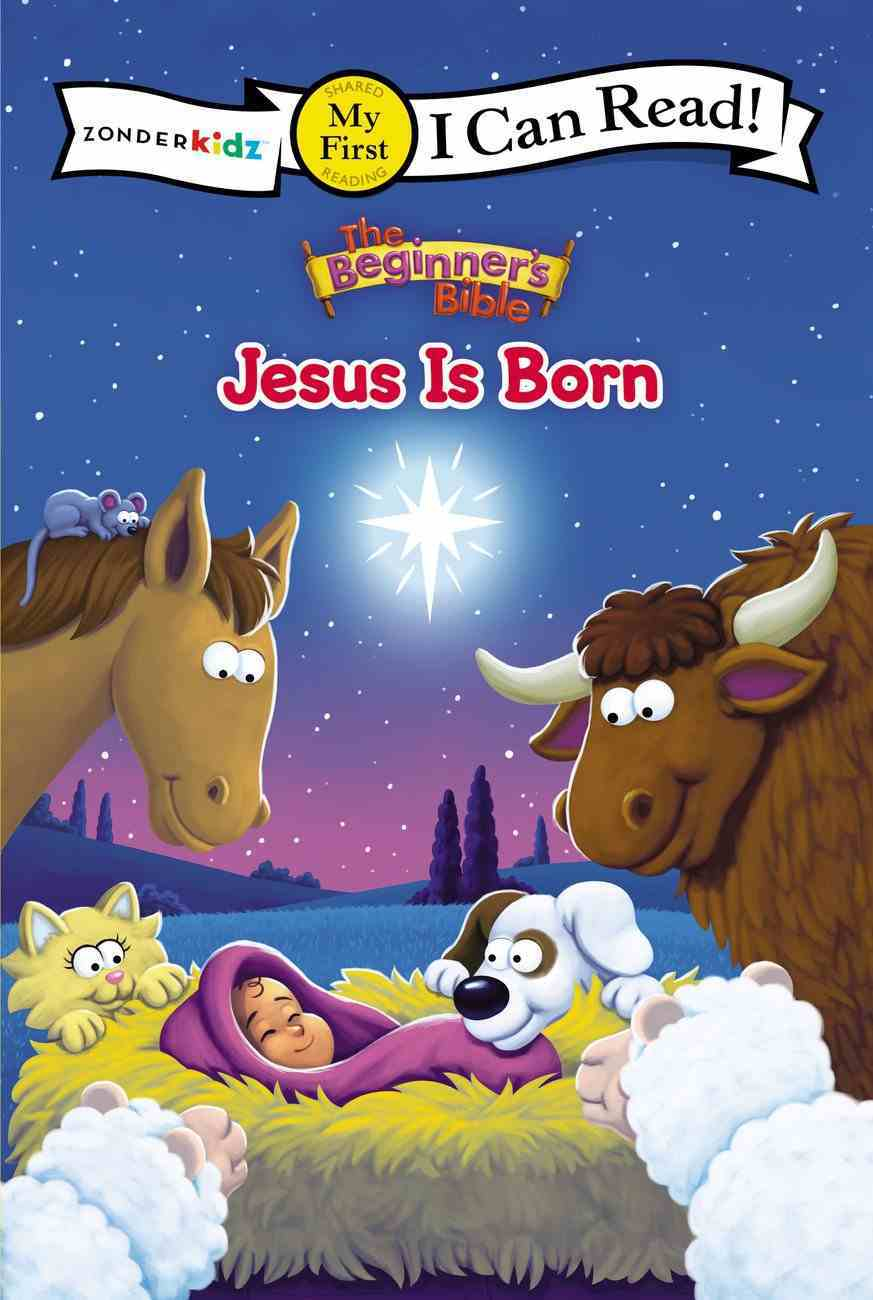 Jesus is Born (My First I Can Read/beginner's Bible Series) Hardback