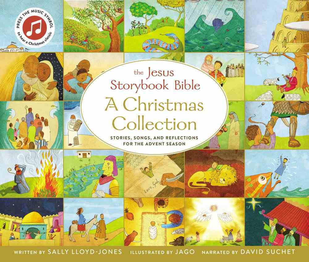 The Jesus Storybook Bible Christmas Collection: Stories, Songs, and Reflections For the Advent Season Hardback