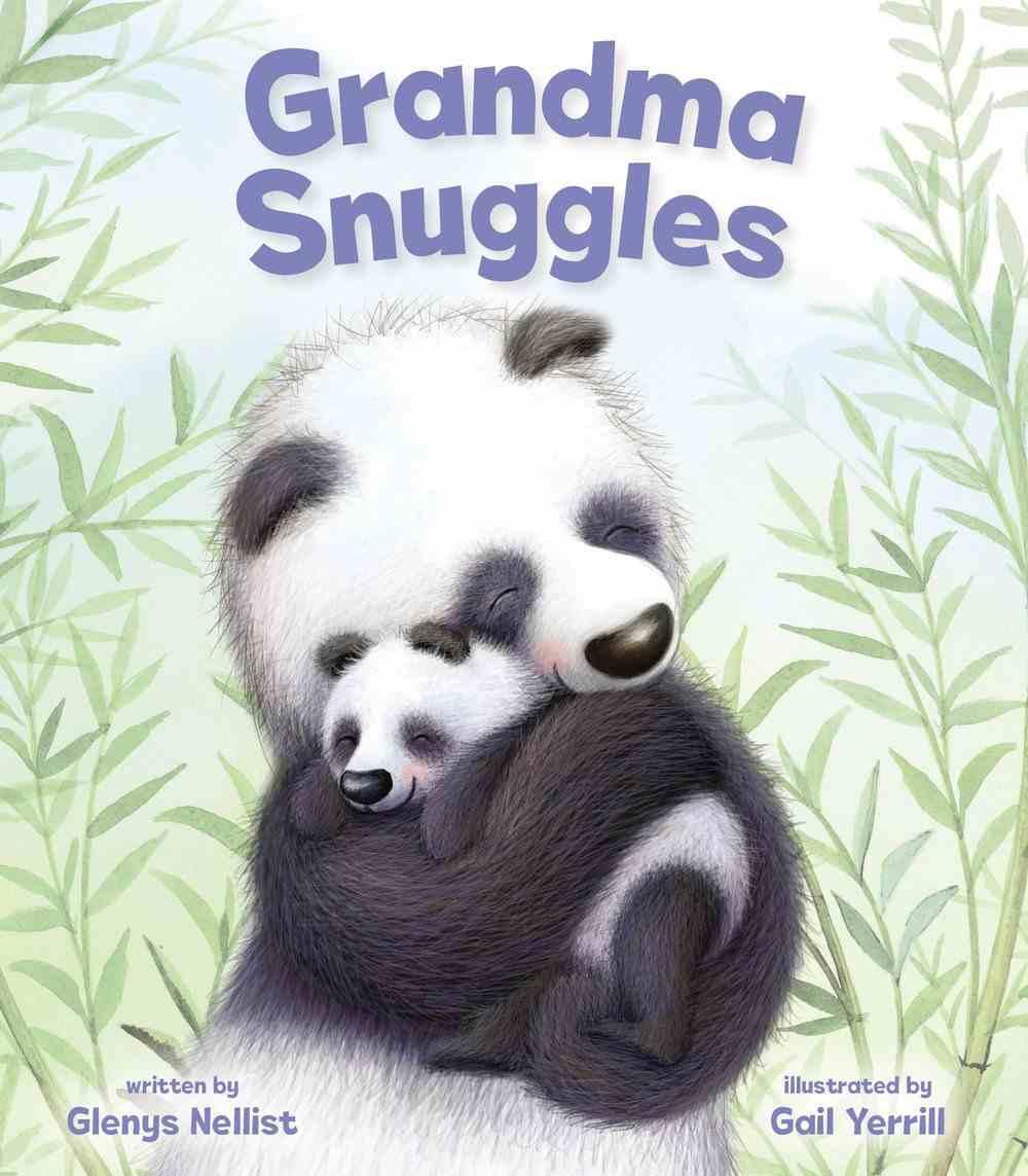 Grandma Snuggles Board Book