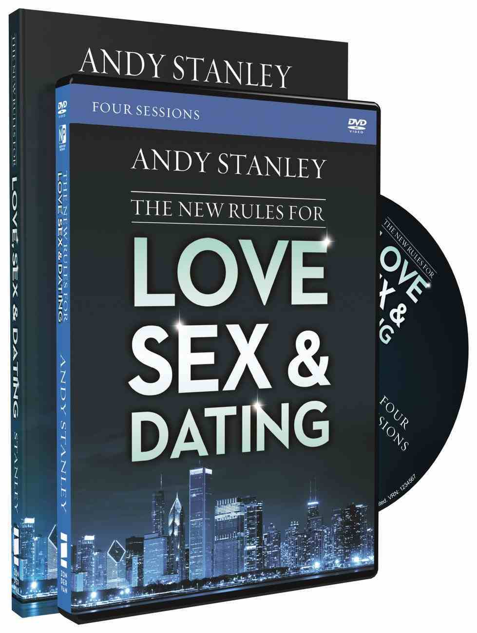 New Rules For Love, Sex, and Dating (Book & Dvd) Paperback