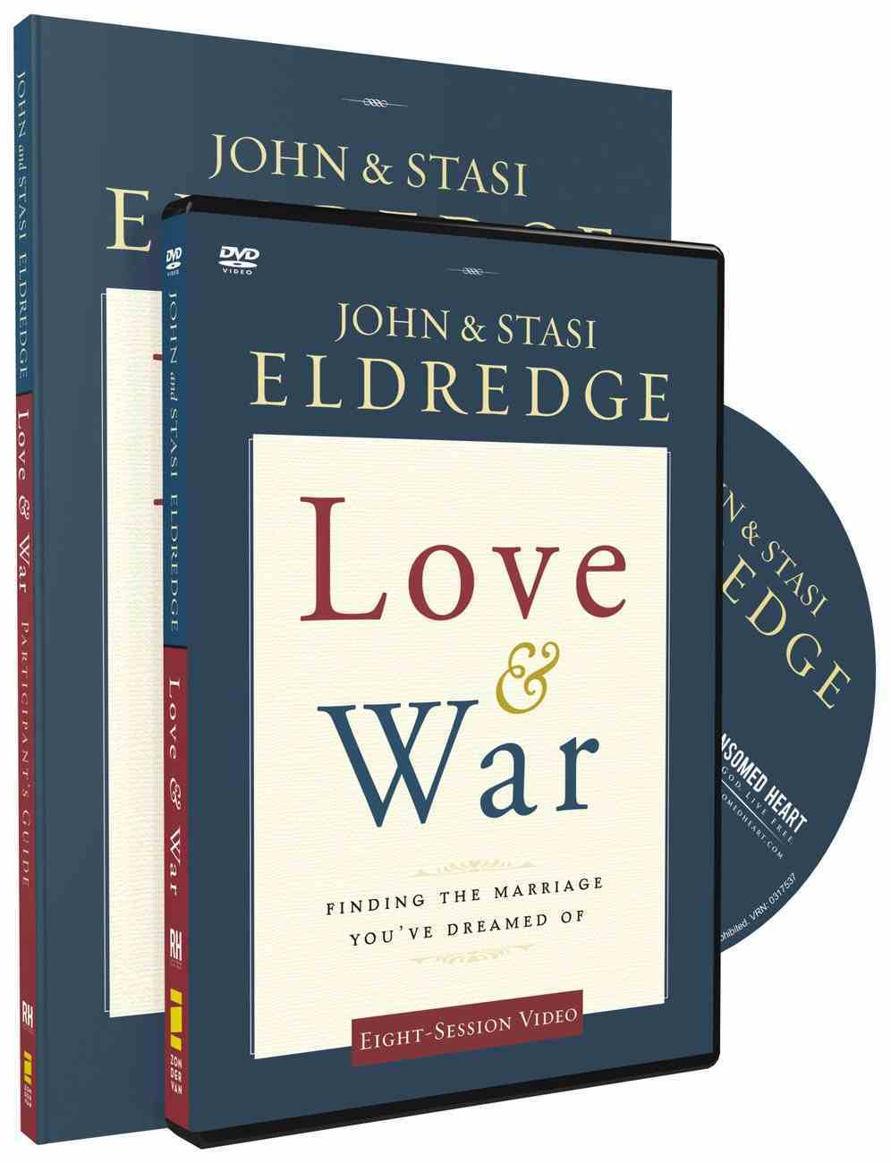 Love and War Pack (Participants Guide And Dvd) Pack