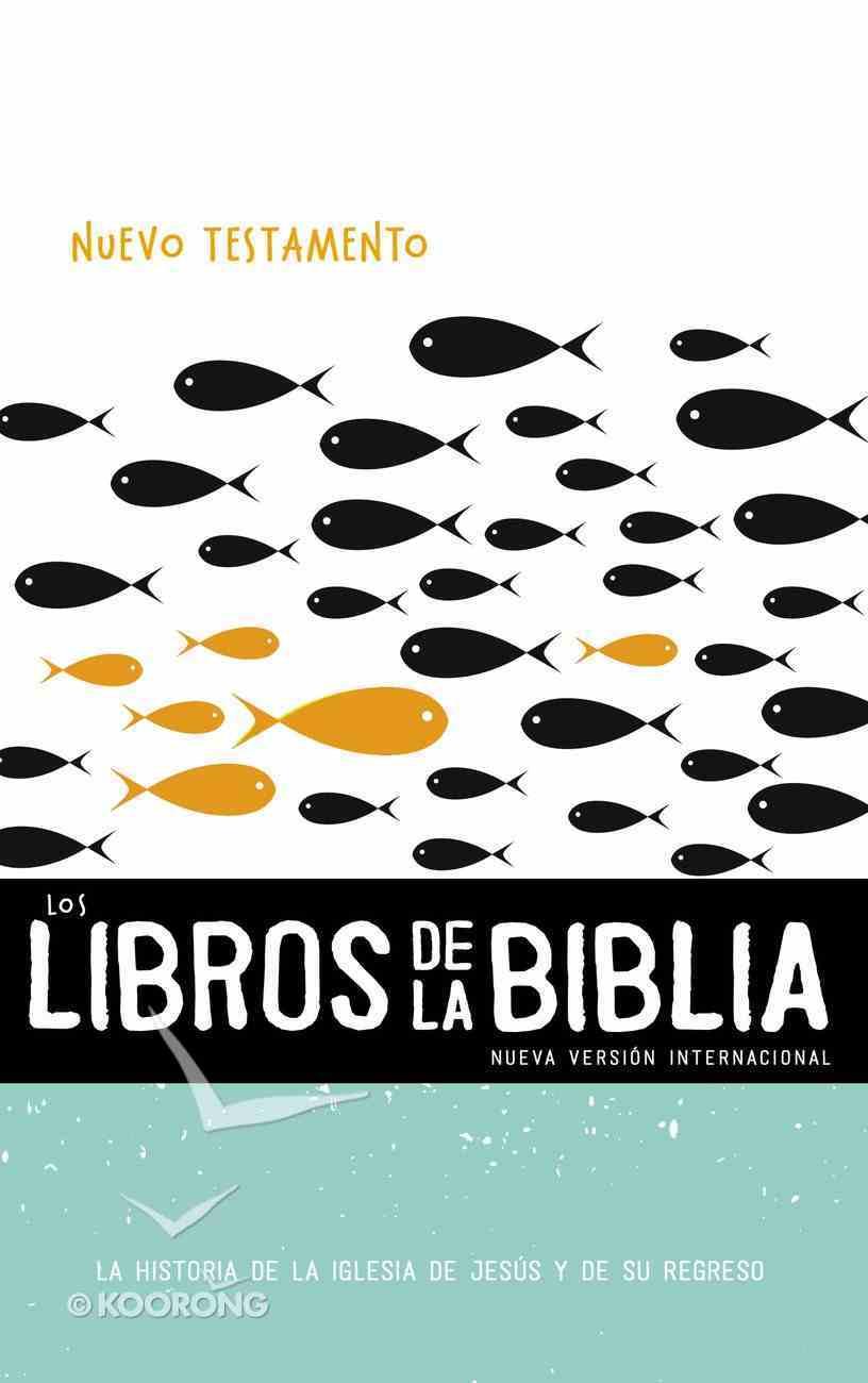 Nvi Los Libros De La Biblia: El Nuevo Testamento (Black Letter Edition) (#04 in Niv Book Of The Bible Series) Paperback
