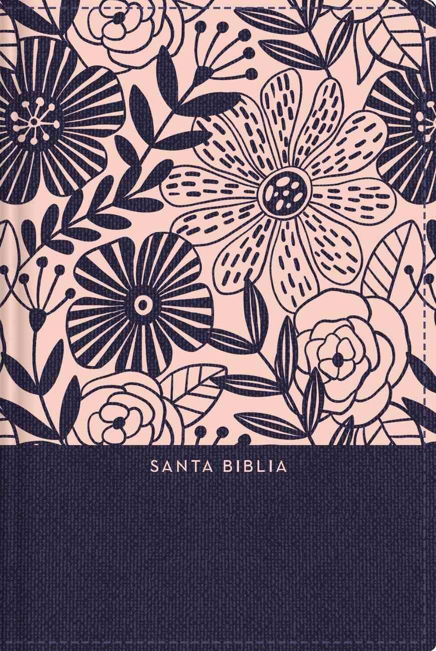 Rvr60 Santa Biblia Letra Grande Tamano Compacto (Red Letter Edition) Hardback