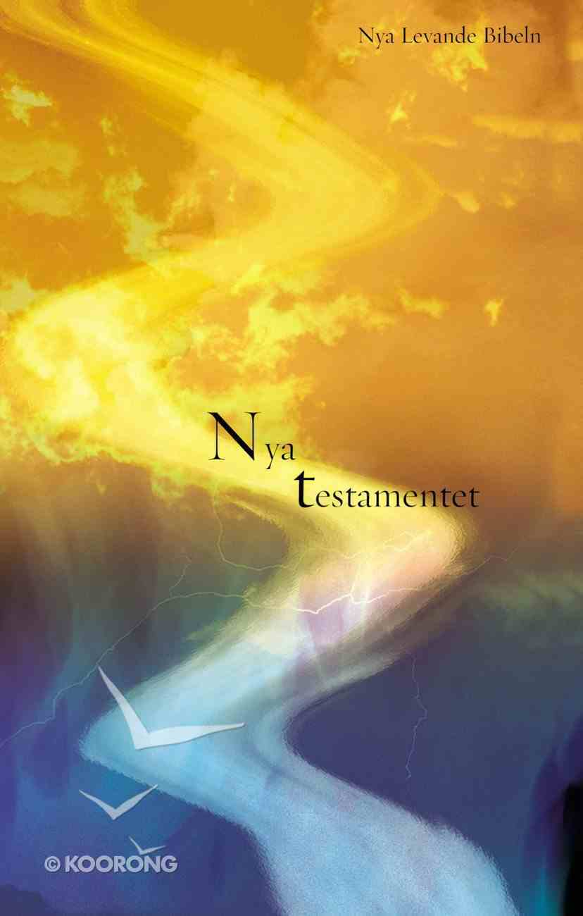 Nya Levande Swedish New Testament (Black Letter Edition) Paperback
