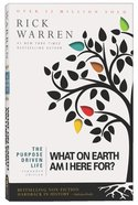 What on Earth Am I Here For? (The Purpose Driven Life Series) Paperback