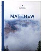NLT Matthew (Alabaster Guided Meditations Series) (Alabaster Guided Meditations Series) Paperback