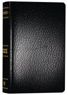 NKJV Gift & Award Bible Black Imitation Leather