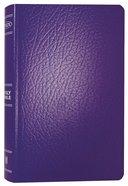 NKJV Gift & Award Bible Purple Imitation Leather